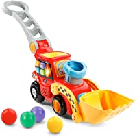 VTech Pop-a-Balls Push and Pop Bulldozer Amazon Exclusive