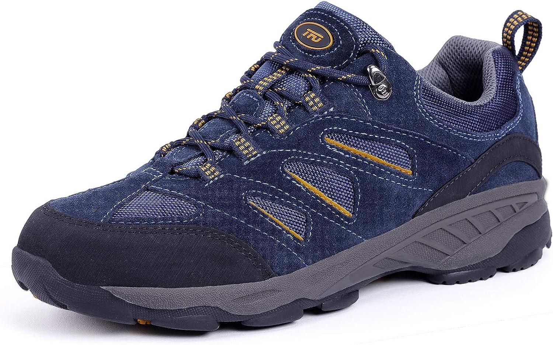 TFO Men s Air Cushion Outdoor Sports Non-Slip Hiking Shoe Athletic Running Climbing Trekking Sneaker