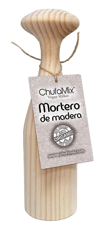 Vegan Milker Premium (by Chufamix), utensilio para Hacer leches Vegetales a Partir de Cualquier semilla. Tamaño Familiar: elabora 1 litro en 1 Minuto.