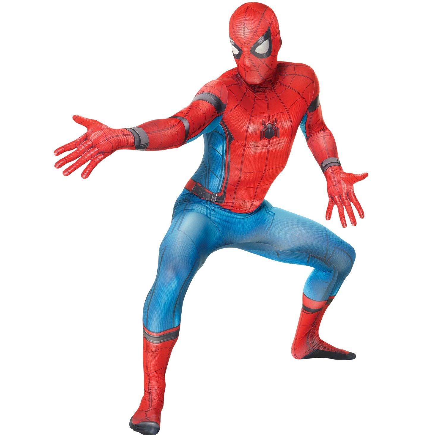 Morphsuits Disfraz de mlsphl 163 - 175 cm oficial Spiderman ...