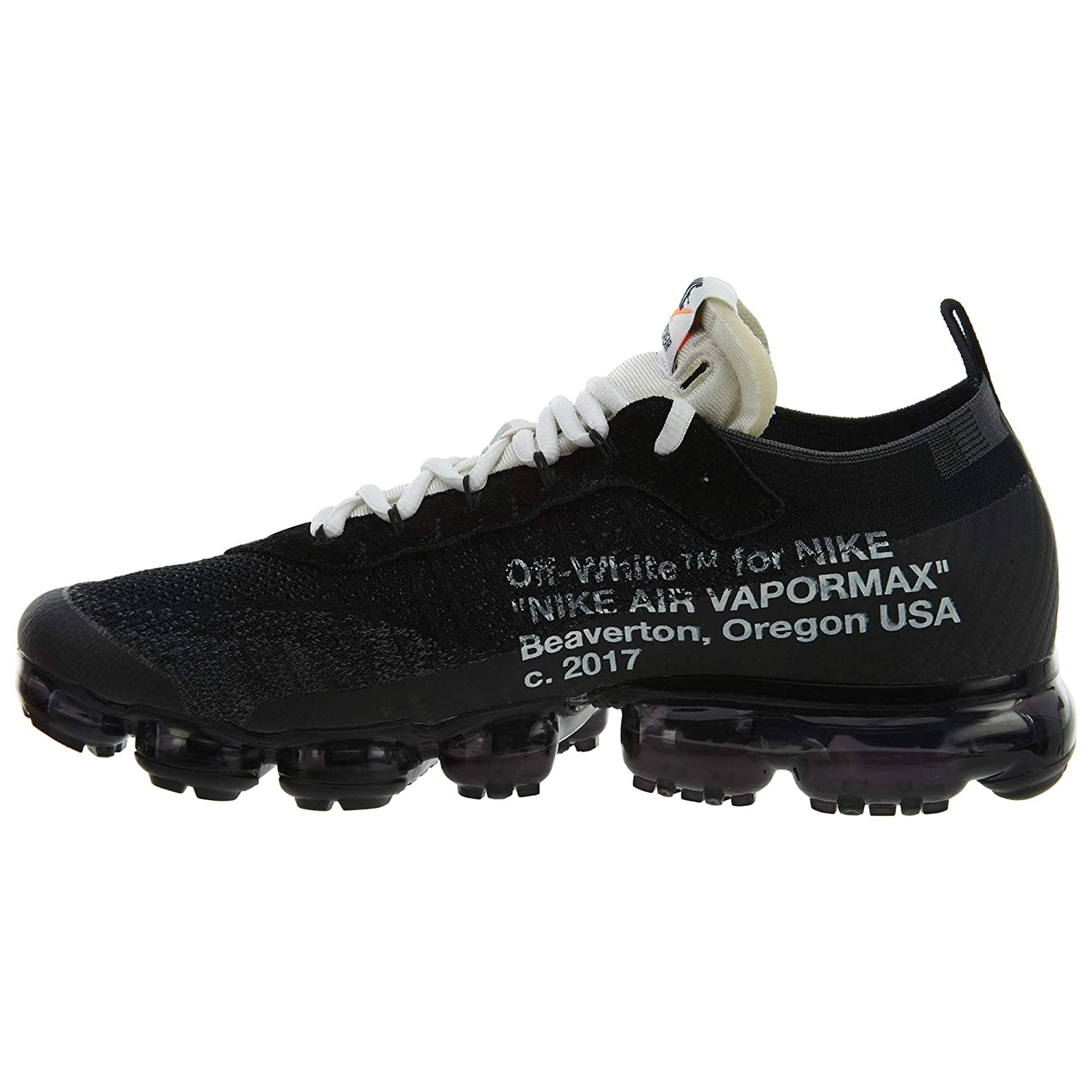 Nike The 10 AIR Vapormax FK 'Off White' AA3831 001