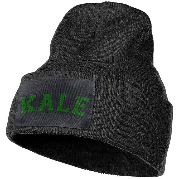 Xoshysowppp Kale Black Unisex Mens Womens Skull Knit Hat Cap Ski Snowboarding  Beanie Hats at Amazon Men s Clothing store  081caeeee35