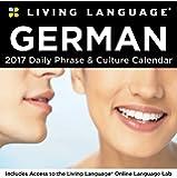 Living Language: German 2017 Day-to-Day Calendar (Daytoday)
