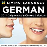 Living Language: German 2018 Day-to-Day Calendar