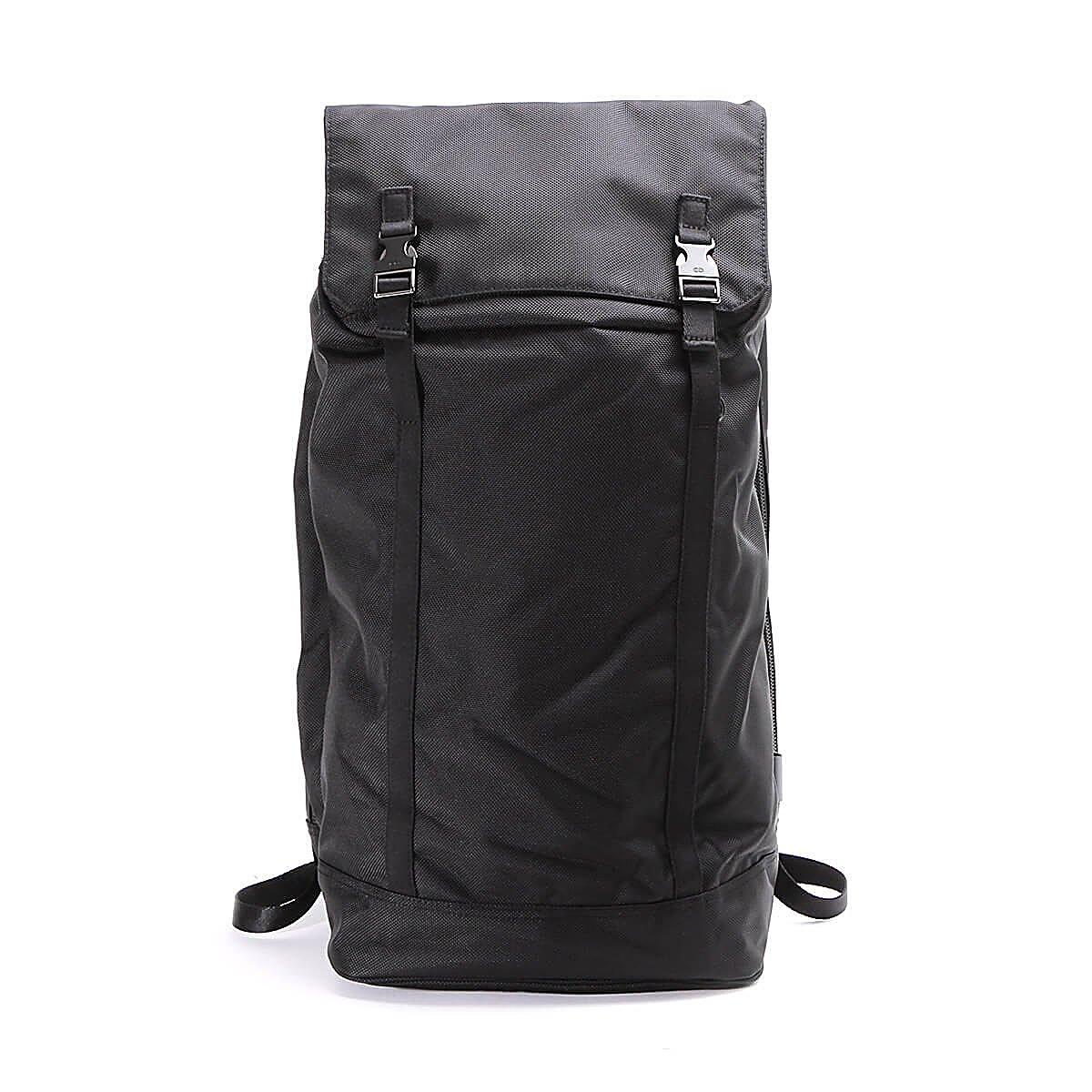 シーシックス リュック Genesis Backpack DURABLE NYLON C1874 B07B4799GQブラック
