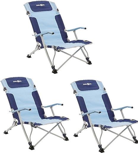 Brunner Bula Beach chair blue//light blue