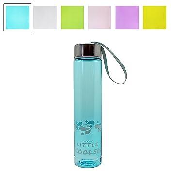 0c531f71ed0 Slim Water Bottle | Leakproof water bottles | For kids/children and women |  Small