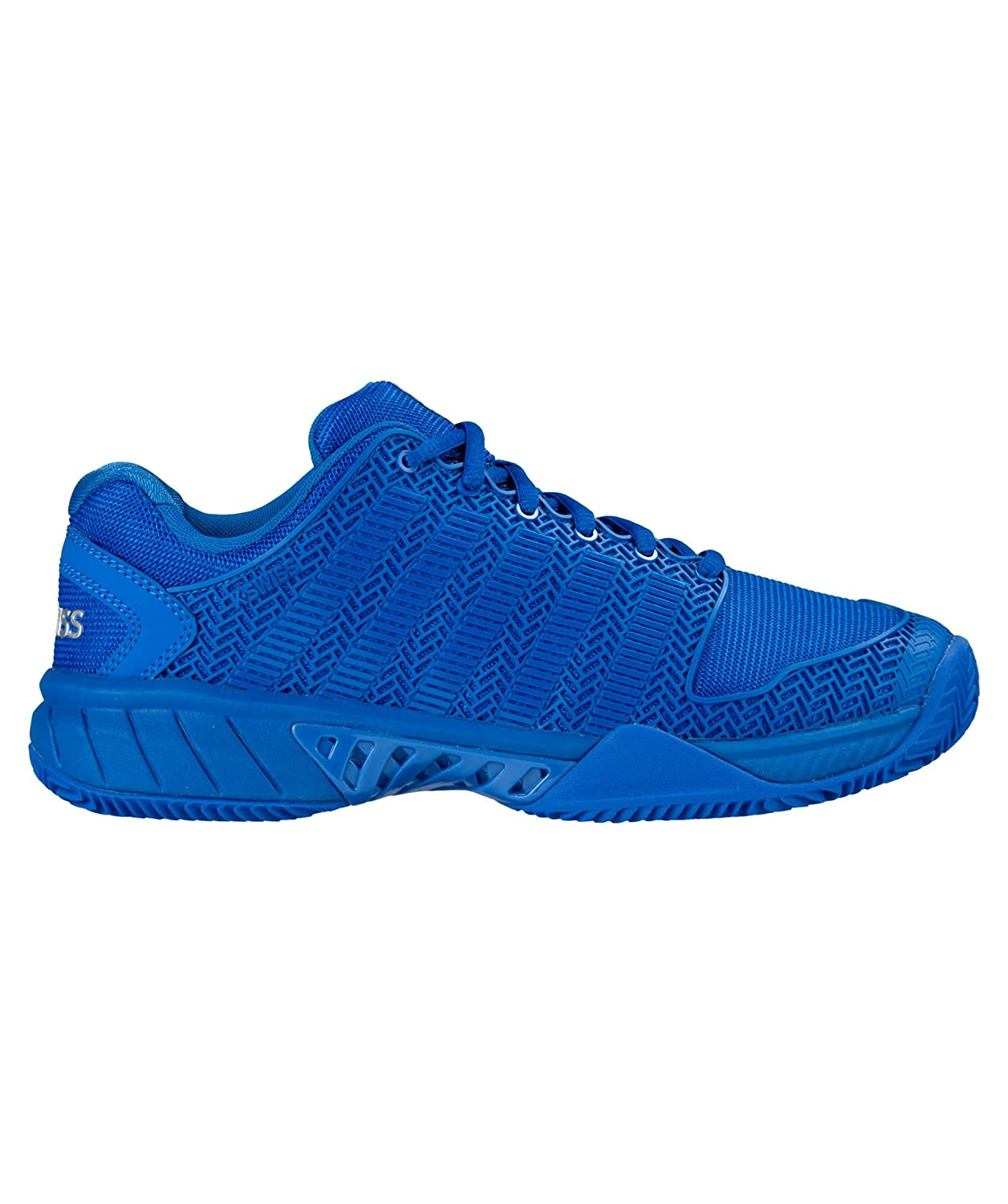K-Swiss Hypercourt Express HB blue - 12 US: Amazon.es ...