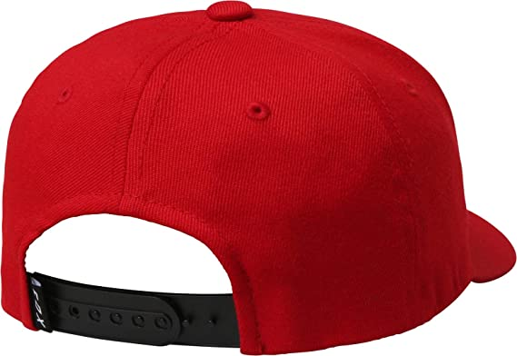 Fox Racing Legacy Moth 110 Snapback Hat-Dark Red at Amazon Men s Clothing  store  710175261d80