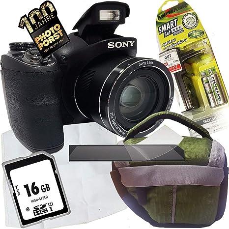 Photo PORST DSC-H300 - Álbum de Fotos para Sony Cyber-Shot: Amazon ...