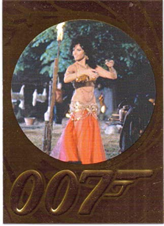 James Bond 50th Anniversary Series 2 From Russia With Love Movie Card #022