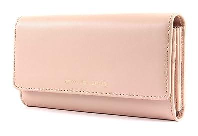 dd44ac45e25829 Tommy Hilfiger Damen Classic Leather Lrg Za W/flap Bl Geldbörse, Pink (Blush