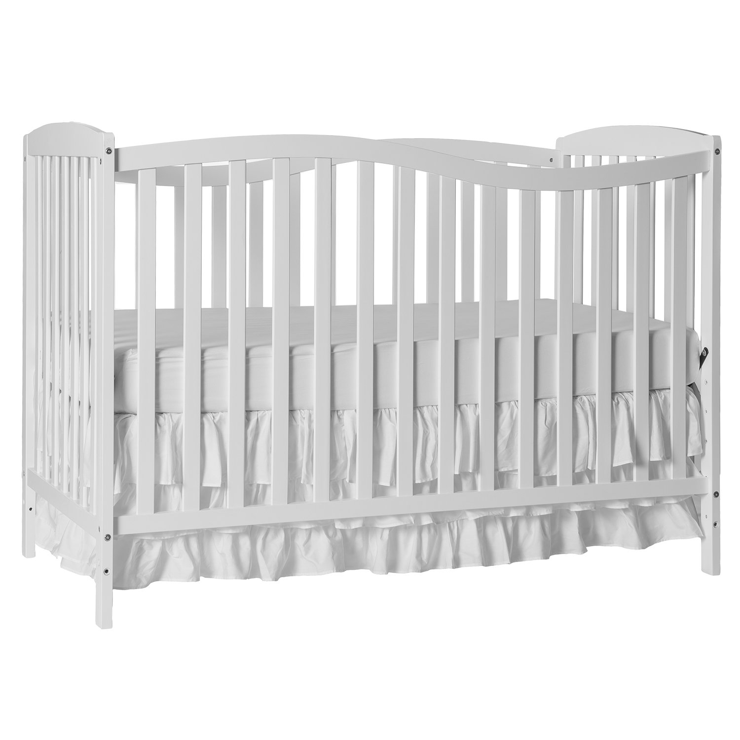 Dream On Me Chelsea 5-in-1 Convertible Crib 680-W