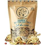 The Golden Duck Gourmet Salted Egg Yolk Fish Skin Crisps Chips