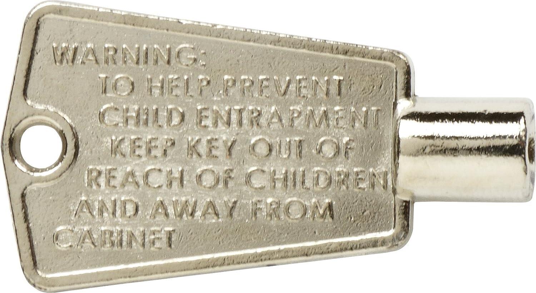 GENUINE Frigidaire 216702900 Freezer Door Key