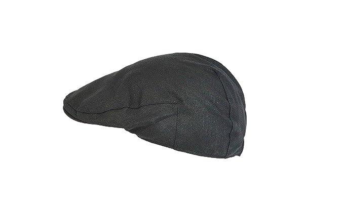709099cf46b7a Macahel Mens Summer Flat caps Gent Boys Beige Grey Flat caps  Amazon ...