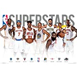 """Amazon Price History for:Trends International RP15118 NBA Superstars Wall Poster, 22.375"""" x 34"""""""