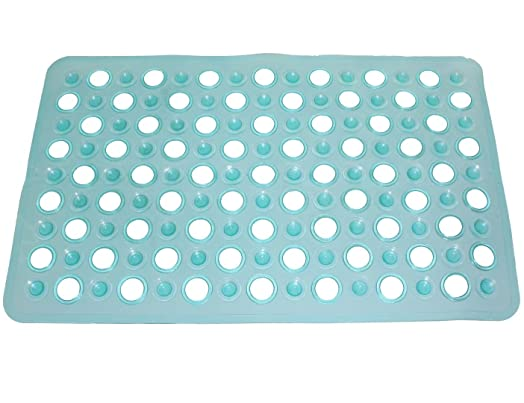 WARRAH Pebble Design Rubber Bath Mat Tub Mat Healthcare Foot Cleaning Mat  For Bath Or Shower