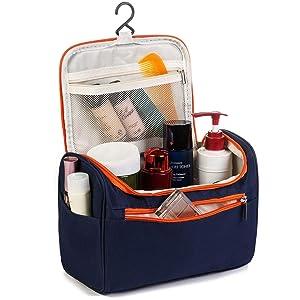 PETRICE Multifunctional Travel Bag Extra Large Makeup Organiser Cosmetic Case...