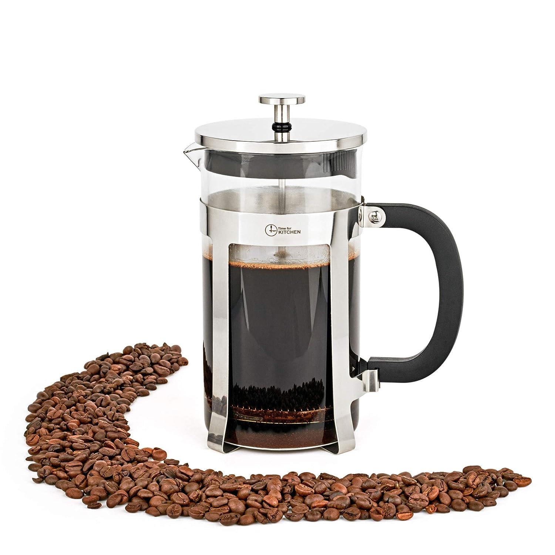 714ngITVCCL. SL1500  Bodum Glass Amp Stainless Steel Oz French Press Coffee Maker