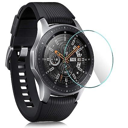 Amazon.com: IVSO Samsung Galaxy Watch 2018 Screen Protector ...