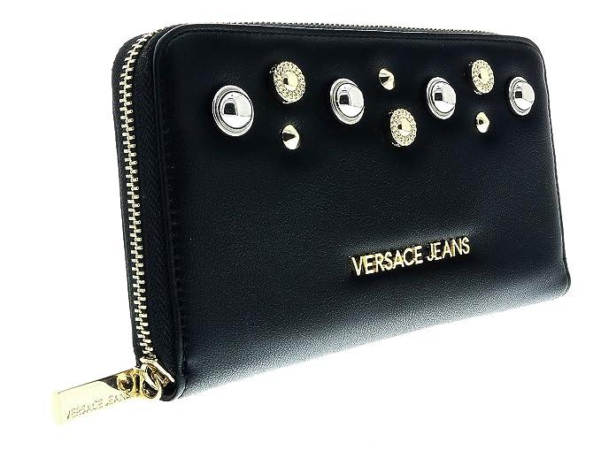Versace Jeans cartera mujer E3VTBP43 NEGRO UNICA Nero