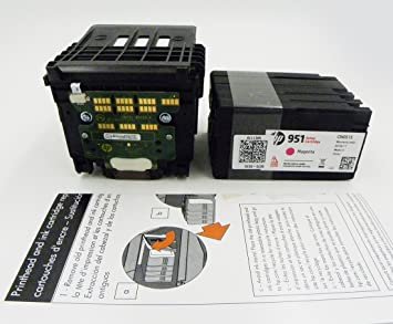 Hp Officejet Pro 8600 Plus Genuine Printhead - Hp 950 951