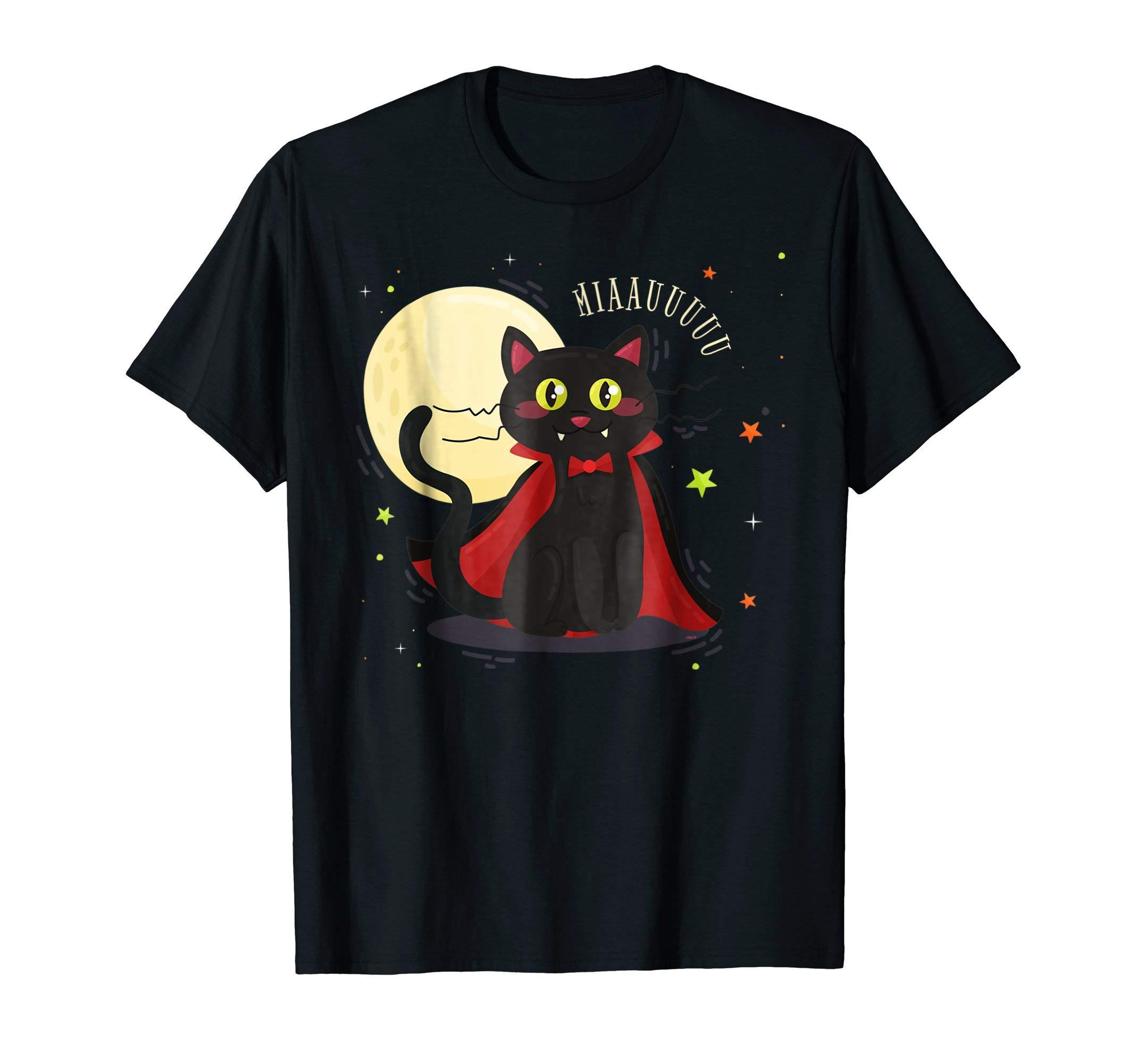 Catula-Halloween-Cat-Novelty-T-Shirt-Tee-Gifts-Shirt