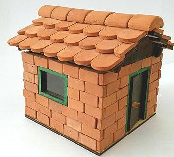 ALEA - Kit de construcción con ladrillos, C: Amazon.es: Hogar