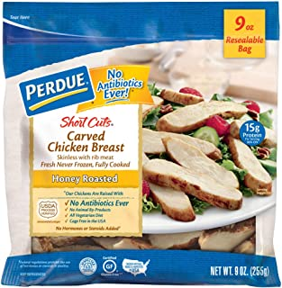 product image for Perdue, Short Cuts Carved Chicken Breast Honey Roasted, .56lb