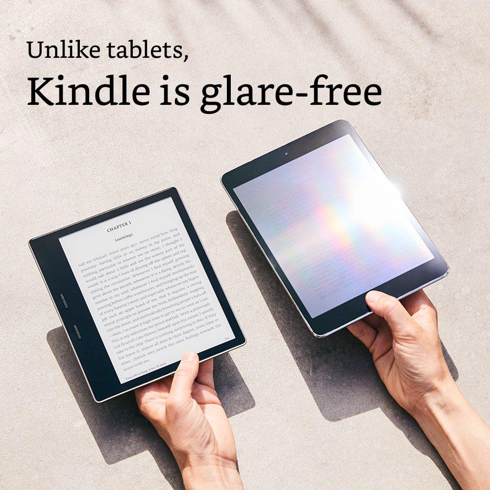 Amazon Kindle Oasis E Reader 7 High Resolution Display 300