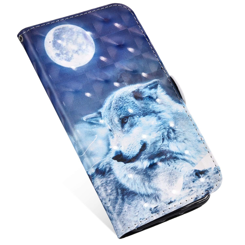 Uposao Kompatibel mit Samsung Galaxy J3 2017 Handyh/ülle Leder Tasche Bling Glitzer 3D Effekt Gl/änzend Muster H/ülle Flip Wallet Case Brieftasche Klapph/ülle St/änder Kartenfach,Rosa Eule