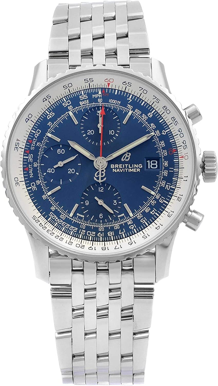 Breitling Navitimer 1 Chronograph 41 A13324121C1A1 Reloj de hombre con esfera azul