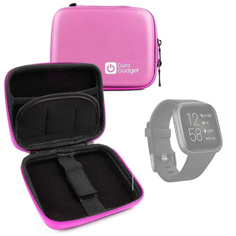 DURAGADGET Funda Rígida Compatible con Smartwatch Fitbit ...