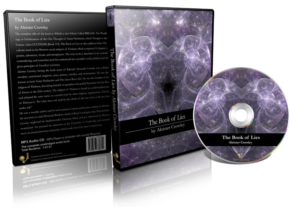The Book of Lies ebook