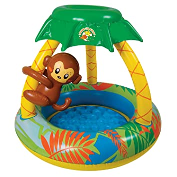 Amazon.com: Piscina Poolmaster, Mono, talla única : Toys & Games