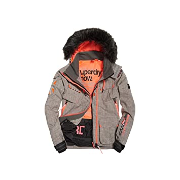 huge selection of e7a65 1cc8c Superdry Ultimate Service Jacket Snowboard Women's Ski ...