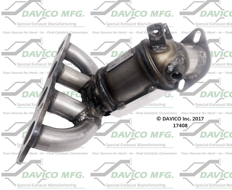 Davico 17408 Catalytic Converter