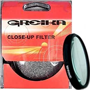Filtro Close Up Para Lente de 77mm, Greika, Preto
