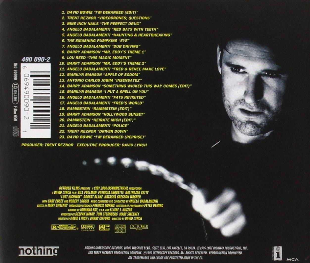 Lost Highway 1997 Film