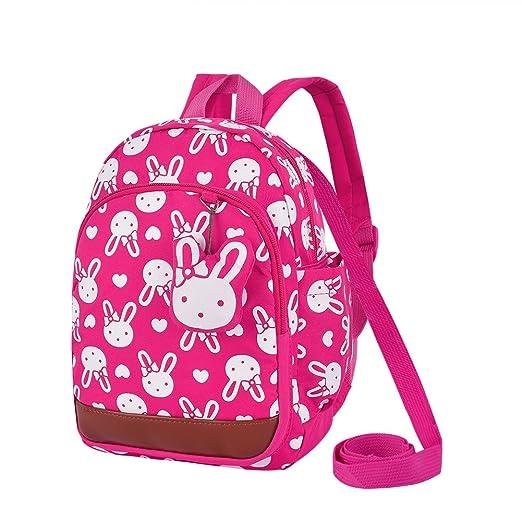 f2d348de5c Kids Cartoon School Bags Child Anti Lost School Backpack Kids Nylon Backpack  Children Shoulder Daypack