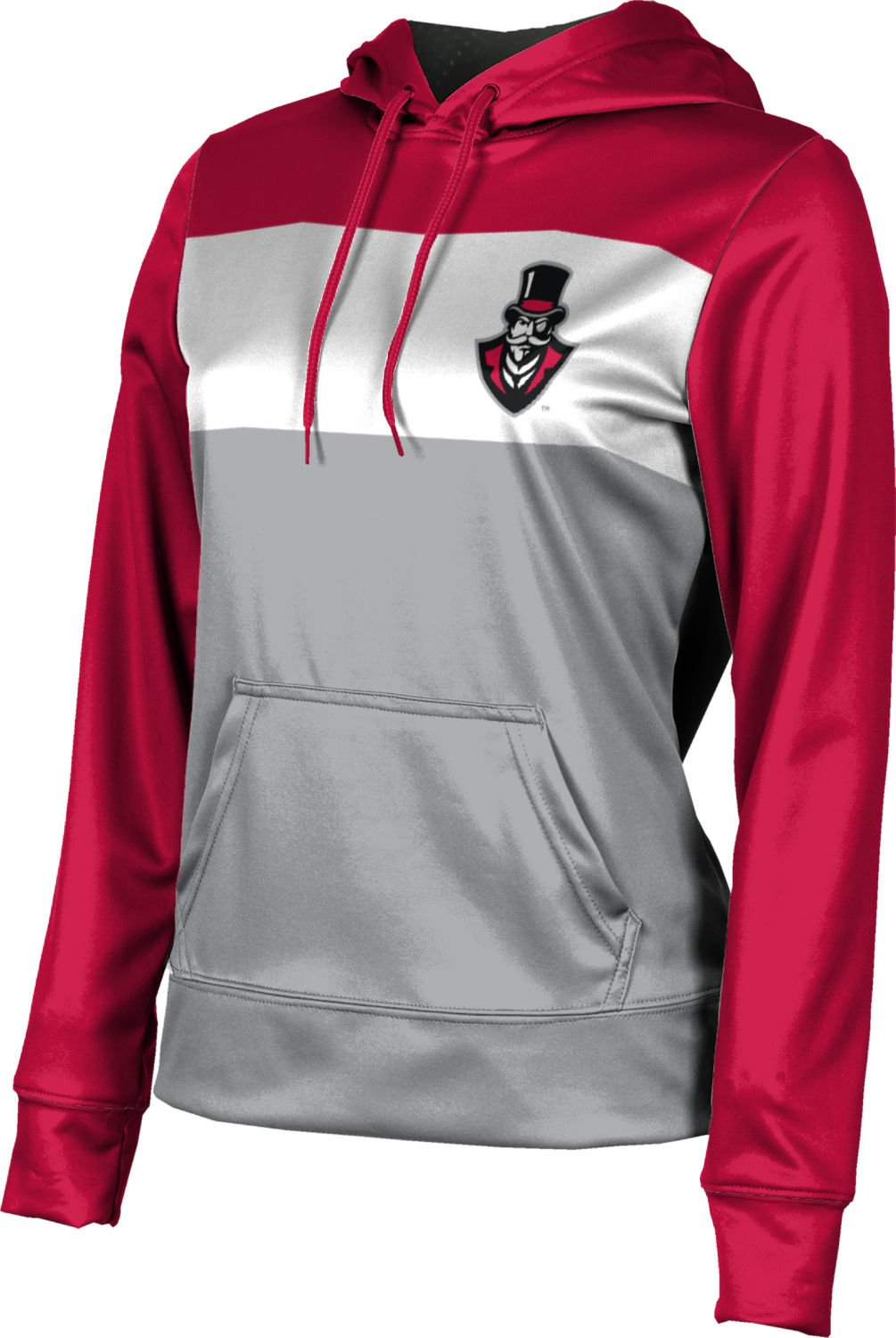 ProSphere Austin Peay State University Girls' Pullover Hoodie - Prime FD371 by ProSphere (Image #1)