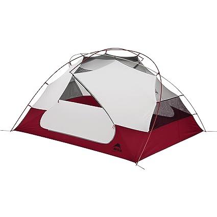MSR Elixir 3-Person Lightweight Backpacking Tent (2017 Model)  sc 1 st  Amazon.com & Amazon.com : MSR Elixir 3-Person Lightweight Backpacking Tent ...
