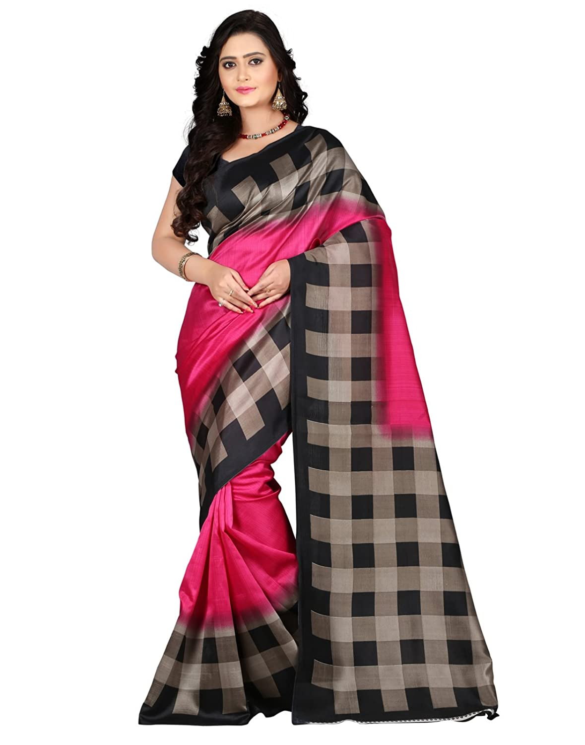 74a8b42740d Top 10 Collection of Sarees under 500 Rupees - Best Collection of Sarees