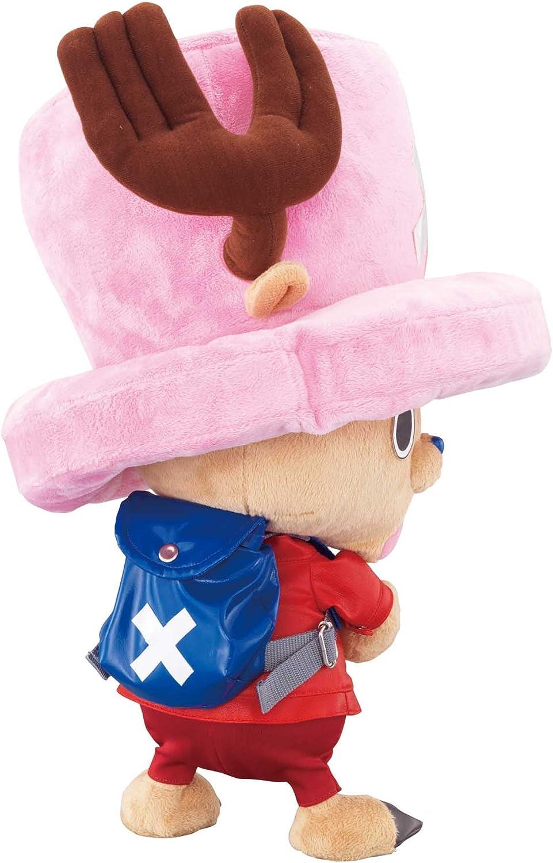 ONEPIECE Movie STAMPEDE CHOPPER Big Plush Doll Treasure Hunt style 31cm Japan