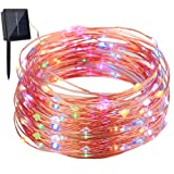 Amazon Price History for:GDEALER Solar String Lights 100LED 33ft Copper Wire Lights Waterproof Starry Fairy String Lights Ambiance Lighting for Outdoor Landscape Patio Garden Bedroom Christmas Party Wedding