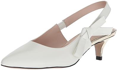 579209657a Amazon.com: Nanette Lepore Women's Rhona Pump: Shoes