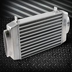 Aluminum Bolt-On Top Mount Supercharge Turbo Intercooler Compatible For MINI COOPER S R53 2002