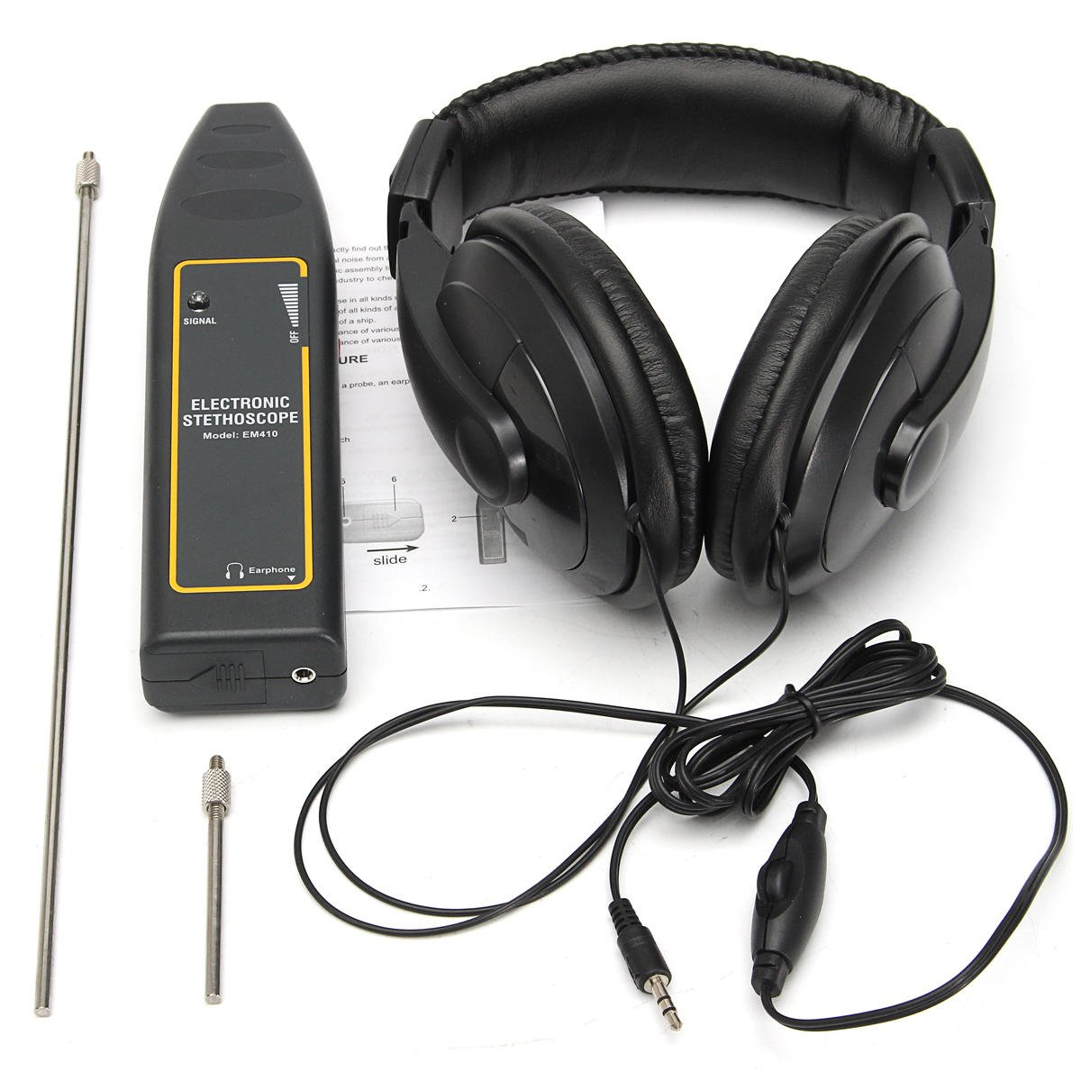Water Leak Detector Alarm - Water Leak Detector - Electronic ...