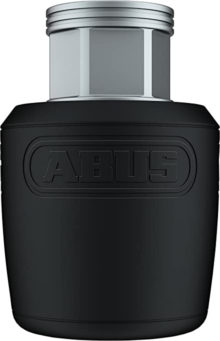 ABUS Nutfix Seatpost Clamp with gravity Nut Lock Black Made In Germany